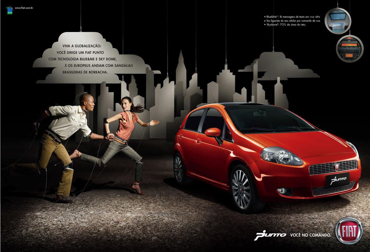 21365 Títulos | Lançamento do Fiat Punto