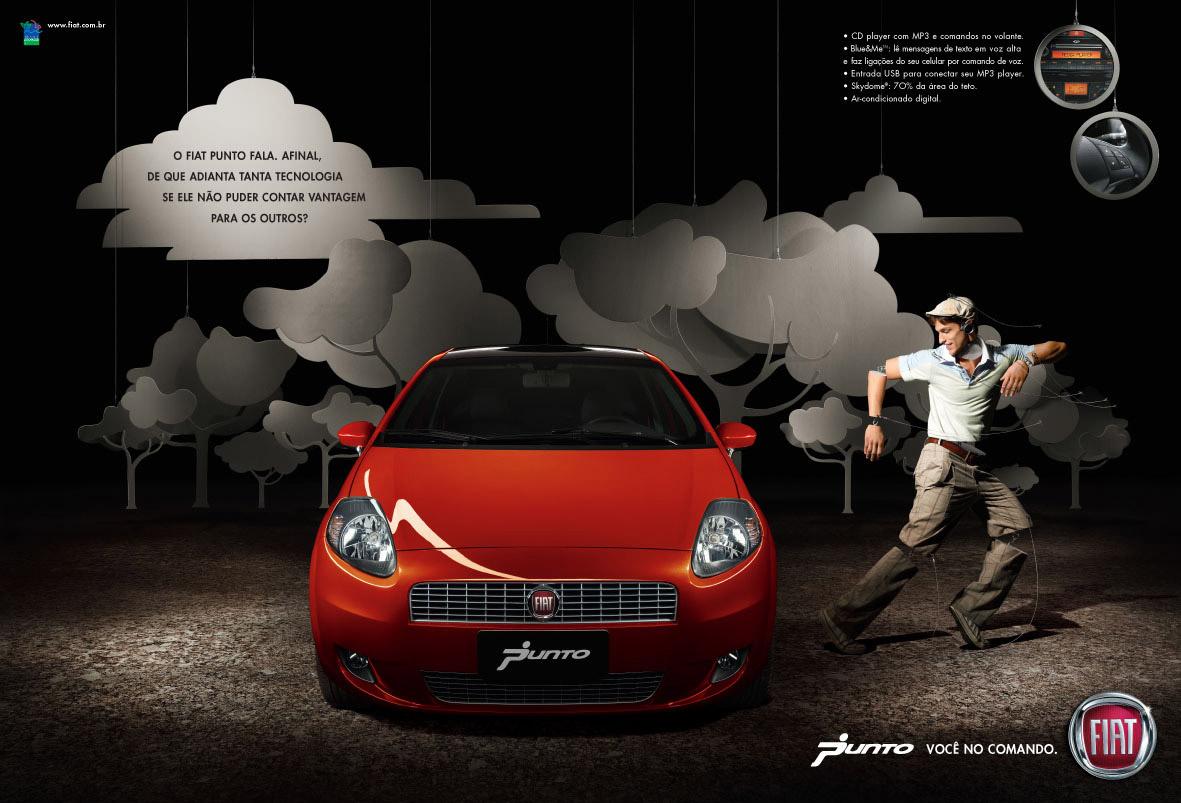 21366 Títulos | Lançamento do Fiat Punto