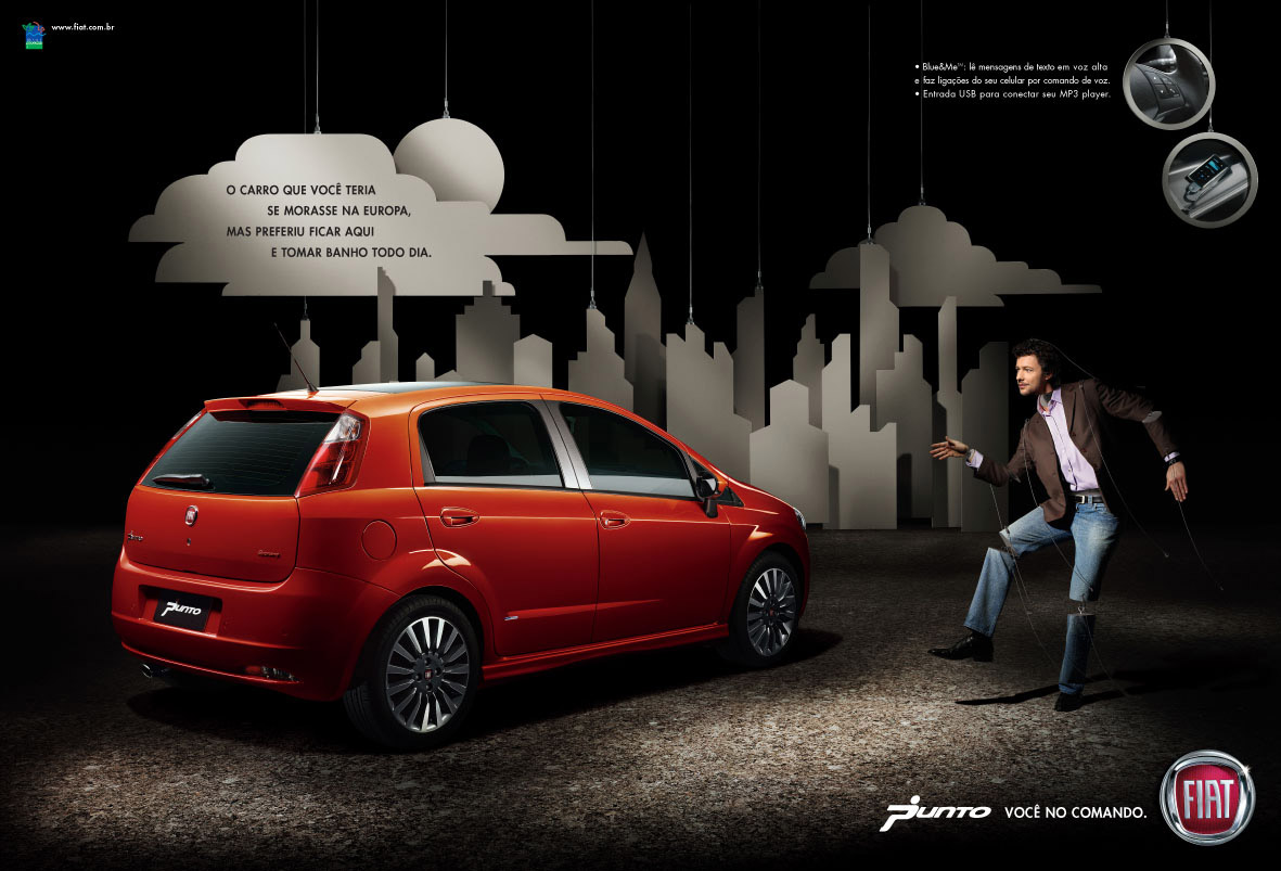 21367 Títulos | Lançamento do Fiat Punto