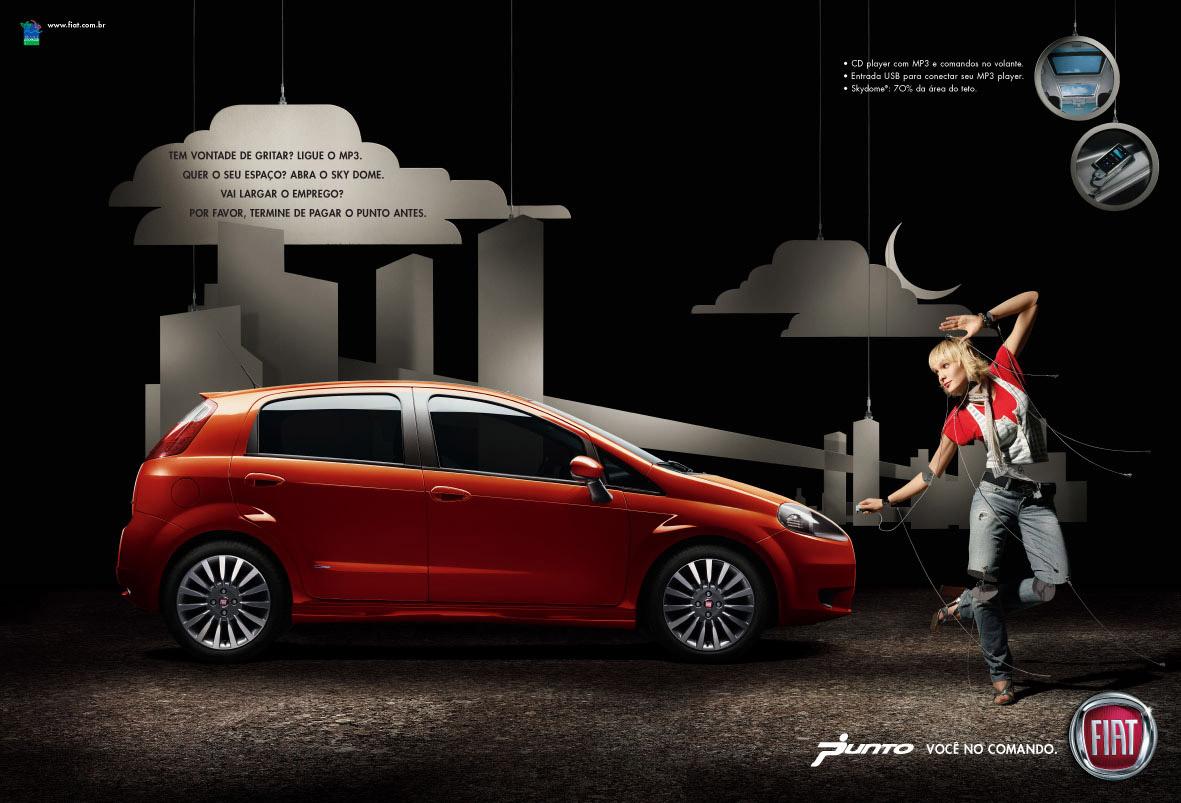 21368 Títulos | Lançamento do Fiat Punto