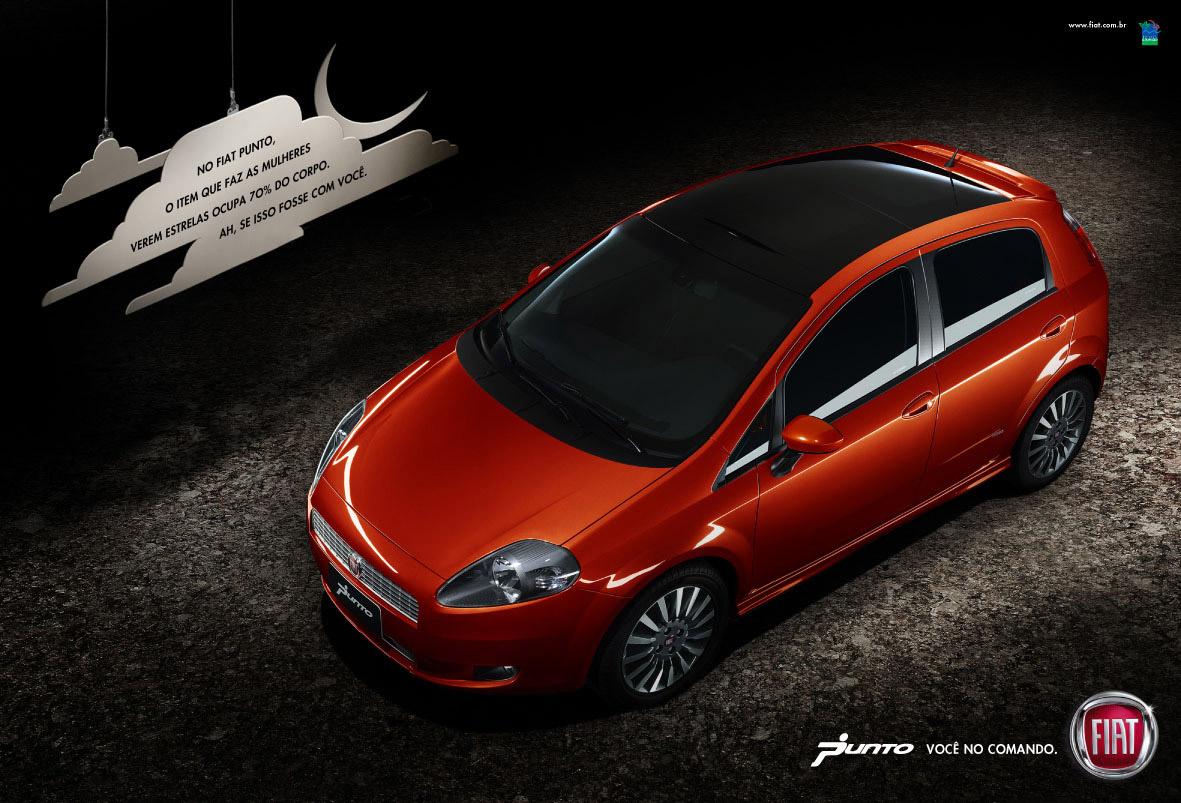 21369 Títulos | Lançamento do Fiat Punto
