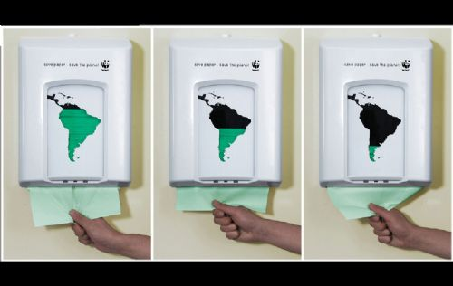 wwf Save paper, save the planet | WWF