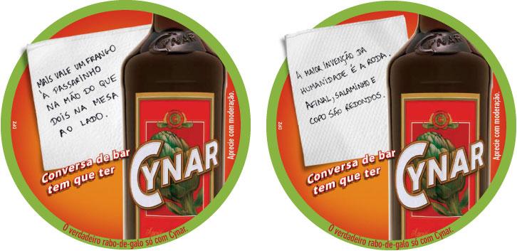 001 Conversa de bar | Cynar