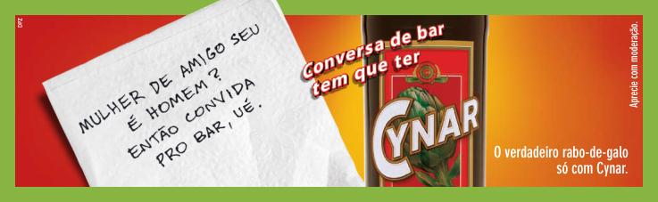 21689 Conversa de bar | Cynar