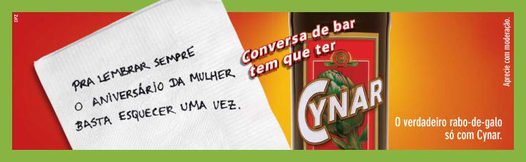21692 Conversa de bar | Cynar