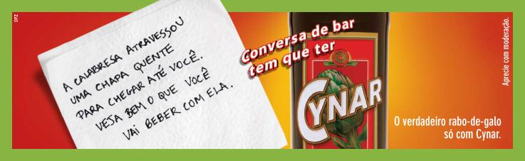21694 Conversa de bar | Cynar