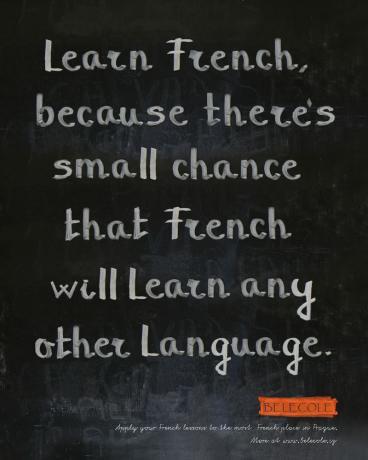 Belecolechance.preview Learn French   EuroRSCG Prague