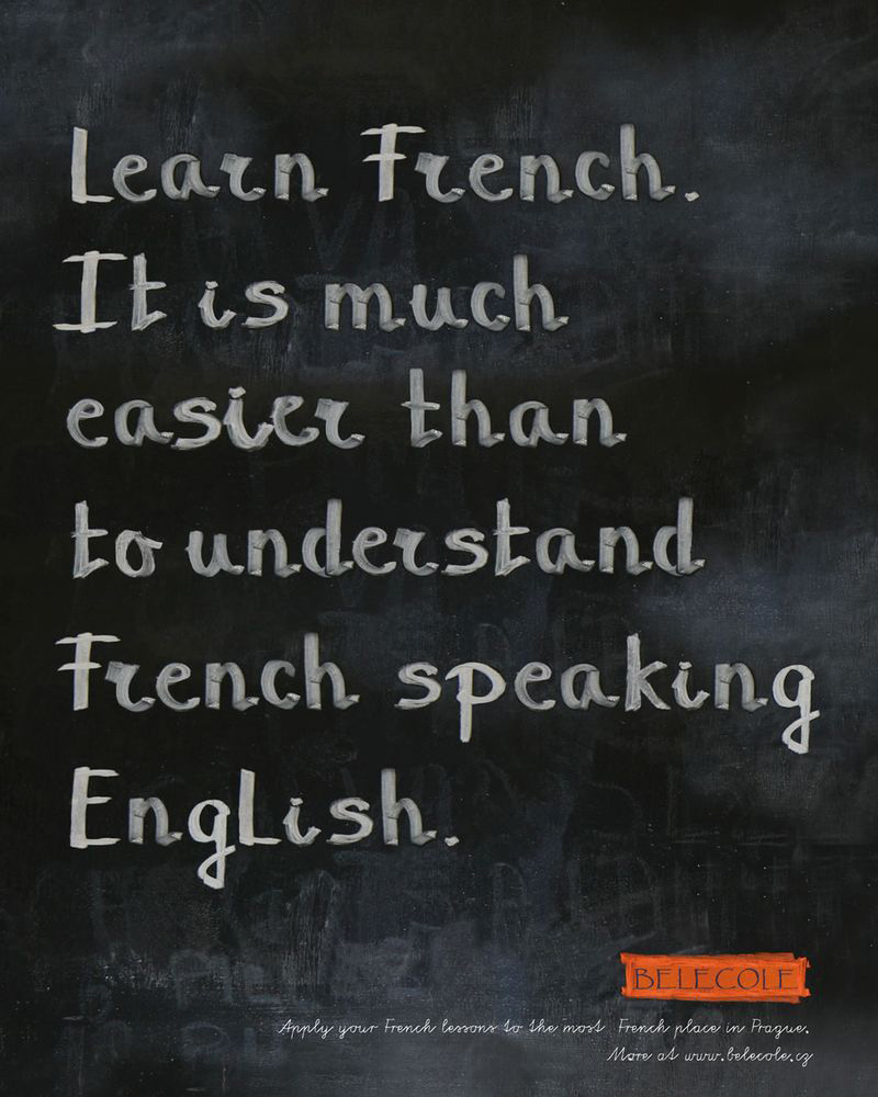 EuroRSCG_repCheca_Prague Learn French | EuroRSCG Prague