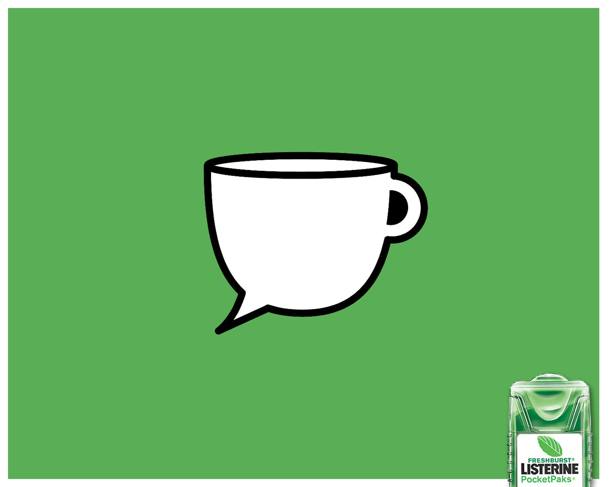 listerinecoffee Listerine | JWT Porto Rico