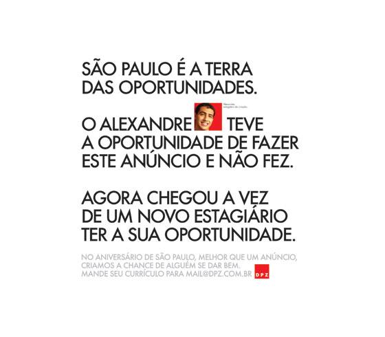 23438 Aniversário de São Paulo | Diversas Agências