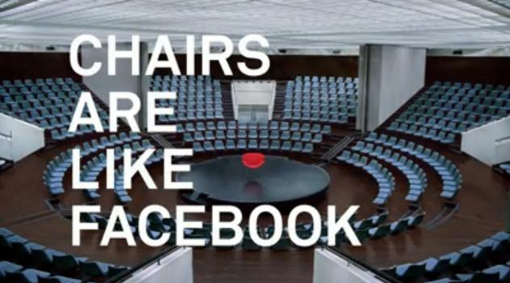 face_like_chair Facebook | Wieden & Kennedy Portland