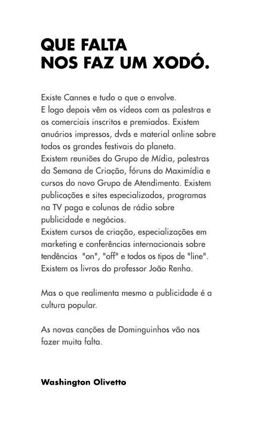 olivetto_dominguinhos_texto