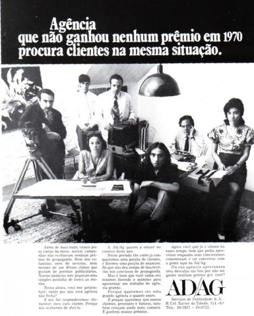 agencias-de-propaganda-adag-510x636 Anúncio de lançamento da agência Ad/Ag