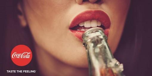 coca-tastethefeeling-510x255 Coca-Cola | Novo Posicionamento
