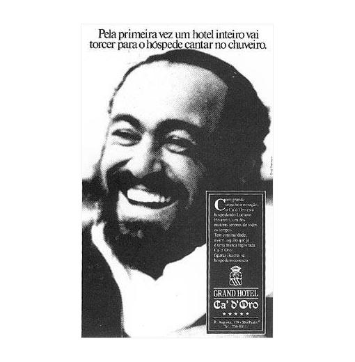 hotel-hans-dammann-propaganda Grand Hotel com Pavarotti