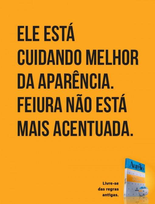 titulo-propaganda-aurelio3-510x668 Nova Ortografia | Dicionário Aurélio